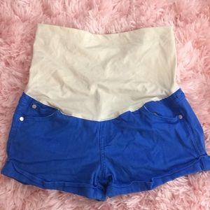 Pinkblush Maternity Shorts